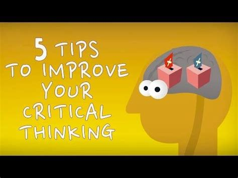 Sharpen Your Critical Thinking Skills With These 14